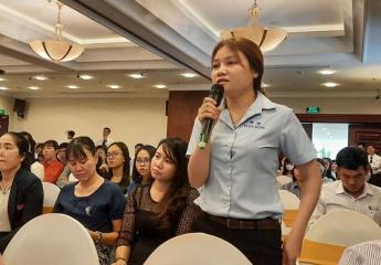 TPHCM: Đối thoại giữa chính quyền và doanh nghiệp