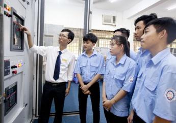 TPHCM: Điểm sáng trong công tác giáo dục nghề nghiệp