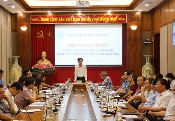 BHXH Việt Nam sơ kết 6 tháng đầu năm 2020