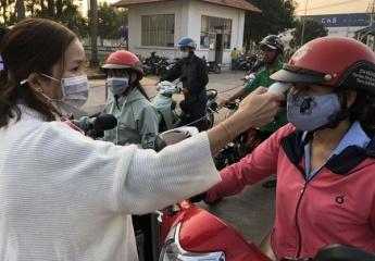 TPHCM triển khai khai báo y tế và lấy mẫu xét nghiệm người về từ Đà Nẵng từ ngày 1/7/2020