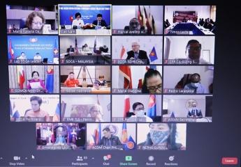 Hội nghị trực tuyến về sự gia nhập ASEAN của Đông Timor