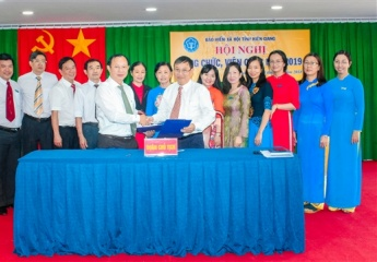 BHXH Kiên Giang: Năm bản lề thực hiện Nghị quyết 28/NQ-TW