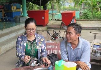 Kiên Giang: Nhiều hoạt động nghĩa tình nhân Kỷ niệm 73 năm Ngày Thương binh Liệt sỹ