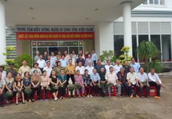 Trung tâm Điều dưỡng người có công tỉnh Kiên Giang: Chú trọng công tác chăm sóc và bảo vệ môi trường