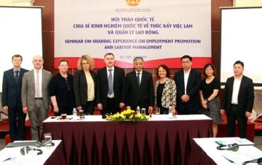 Việt Nam thúc đẩy ký kết thỏa thuận hợp tác lao động với các nước