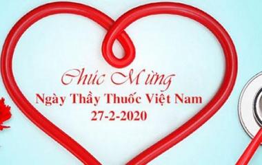 Thư chúc mừng Ngày Thầy thuốc Việt Nam (27/2) của Bộ trưởng Bộ Lao động – Thương binh và Xã hội