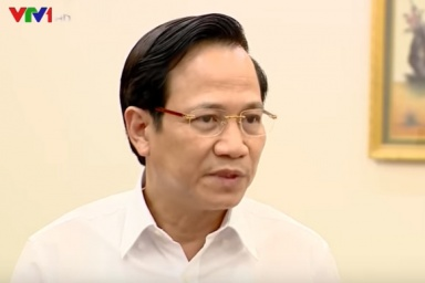 Bộ trưởng Đào Ngọc Dung trả lời VTV về gói an sinh trong mùa dịch Covid-19
