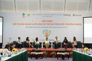 Xây dựng mạng lưới bảo vệ trẻ em trên môi trường mạng - Trao quyền cho lớp công dân kiến tạo thế giới số