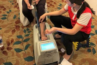 550.000 người cao tuổi trên cả nước tham gia các chương trình chăm sóc sức khỏe của Vinamilk