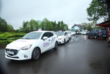 Khai trương Taxi Hoàng Gia phục vụ nhu cầu đi lại của người dân Tây Nguyên