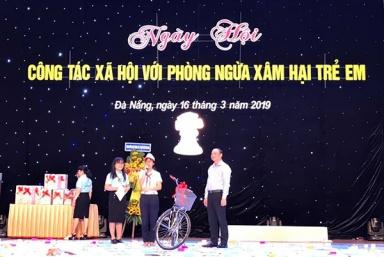 Đà Nẵng: Nhiều hoạt động thiết thực chào mừng ngày Công tác xã hội Việt Nam 25/3
