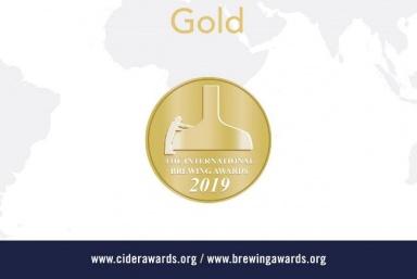 SABECO giành Huy chương vàng tại Giải thưởng Bia Quốc tế 2019