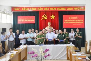 Nâng cao hiệu quả công tác phối hợp liên ngành thực hiện hỗ trợ nạn nhân bị mua bán trở về trên địa bàn tỉnh Quảng Ninh