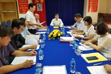 Đảng ủy khối các cơ quan Trung ương kiểm tra công tác tuyên giáo tại Đảng ủy cơ sở Trung tâm Kiểm định Kỹ thuật An toàn khu vực II