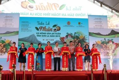 Tuần lễ nhãn và nông sản an toàn tỉnh Sơn La năm 2019