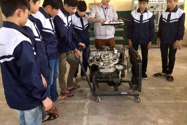 Sơn Dương nâng cao chất lượng đào tạo nghề cho lao động nông thôn