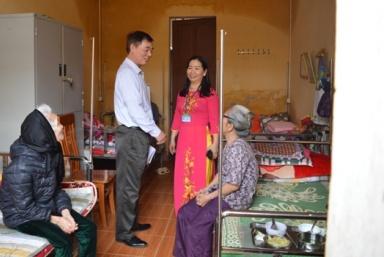 Phát triển nghề công tác xã hội ở Yên Bái