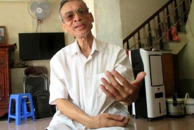 Cảm phục tấm gương thầy giáo thương binh ở quận Long Biên