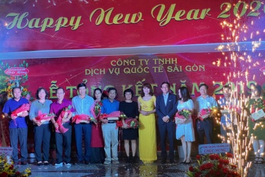 Năm 2019, Saigon Inserco đưa gần 400 thực tập sinh sang làm việc tại Nhật Bản