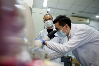 Trung Quốc tìm ra kháng thể hiệu quả chống nCoV