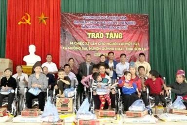 Sơn La: Nỗ lực triển khai chính sách trợ giúp người khuyết tật