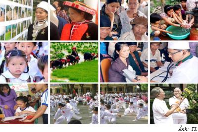 Hoàn thiện chính sách an sinh xã hội phù hợp với quá trình phát triển kinh tế - xã hội của đất nước