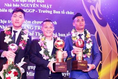 Giải Quả bóng Vàng 2016: Xuân Trường nhận 2 giải thưởng