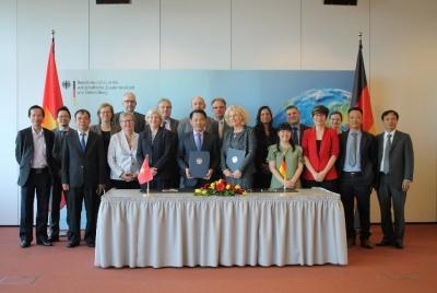 CHLB Đức hỗ trợ Việt Nam 161,45 triệu Euro cho lĩnh vực đào tạo nghề, năng lượng và môi trường