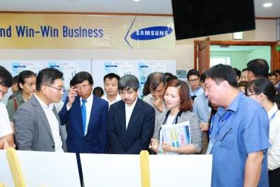Nhiều cơ hội hơn cho các doanh nghiệp Việt Nam tham gia chuỗi cung ứng toàn cầu của Samsung