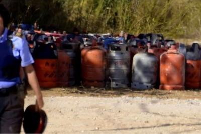 Khủng bố âm mưu dùng 120 bình ga tấn công Tây Ban Nha