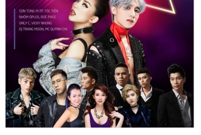 """Cùng Viettel và Sơn Tùng M-PT """"Vẽ tiếp ước mơ"""" trong Đại nhạc hội tại Đà Nẵng"""