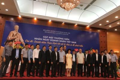 Doanh nhân Nam Định kết nối và chia sẻ để phát triển
