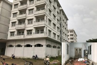 Phá bỏ 150 căn hộ tái định cư ai chịu trách nhiệm?