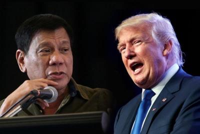 Tổng thống Trump và Duterte có thể gặp nhau lần đầu tại Việt Nam
