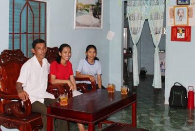Ghi nhận những kết quả giảm nghèo cho đồng bào dân tộc Khmer ở huyện Tri Tôn