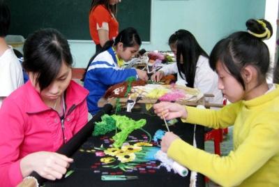 Bắc Giang: Quan tâm trợ giúp người khuyết tật học nghề và tìm kiếm việc làm