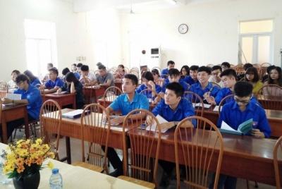Quận đoàn Hà Đông tập huấn công tác vay vốn và giải quyết việc làm cho đoàn viên thanh niên