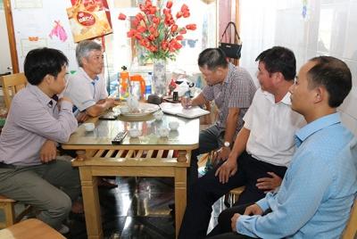 Gặp người thương binh qua 2 cuộc kháng chiến trên đất Bắc Yên