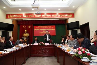 Bộ trưởng Đào Ngọc Dung: Tránh cào bằng, hình thức trong thi đua, khen thưởng