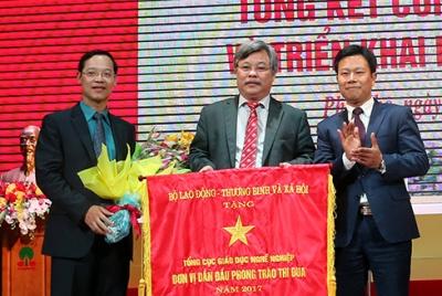 Thứ trưởng Lê Quân: Đào tạo nghề phải gắn với doanh nghiệp
