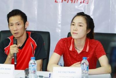 292 tay vợt từ 18 quốc gia tham dự Giải Cầu lông quốc tế Ciputra Hà Nội – Yonex Sunrise 2018