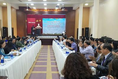 Hội thảo khoa học quốc tế: 'Định hướng phát triển nghề công tác xã hội ở Việt Nam: vai trò của pháp luật – đào tạo - thực tiễn'
