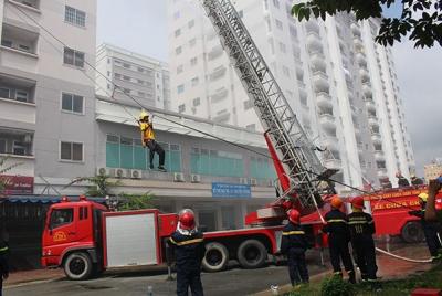 Tập huấn Luật ATVSLĐ cho 120 doanh nghiệp ở Biên Hòa
