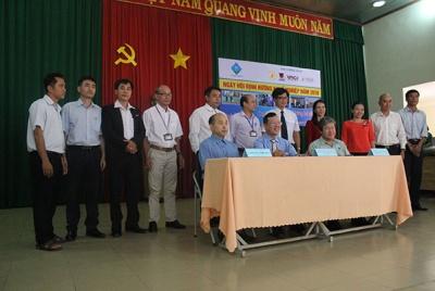 Trường Cao đẳng nghề Công nghệ cao Đồng Nai hợp tác với doanh nghiệp để định hướng nghề nghiệp cho học sinh phổ thông