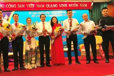 TP.HCM tuyên dương Đoàn TPHCM dự thi tay nghề quốc gia năm 2018