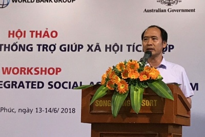 Hướng tới một hệ thống trợ giúp xã hội tích hợp tại Việt Nam