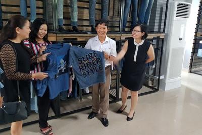 6 tháng đầu năm 2018, Tổng Công ty Cổ phần Phong Phú doanh thu đạt 1.749 tỷ đồng