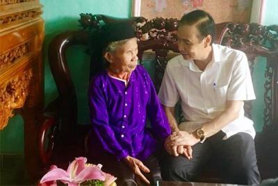 Hà Nội đẩy mạnh vận động ủng hộ Quỹ 'Đền ơn đáp nghĩa' năm 2018