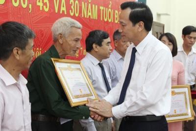 Đảng ủy Bộ LĐTB&XH sơ kết công tác 6 tháng đầu năm, triển khai nhiệm vụ 6 tháng cuối năm