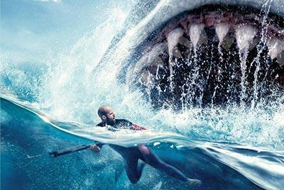 Jason Statham tái xuất trong cuộc chiến với hung thần đại dương